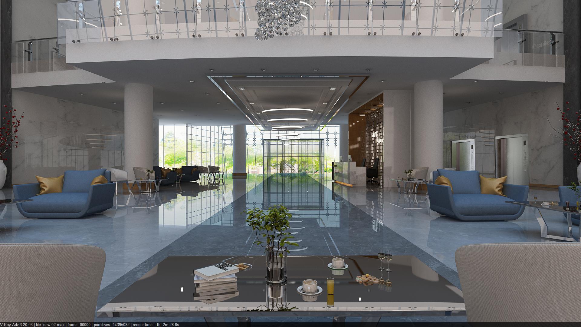 مركز الأعمال